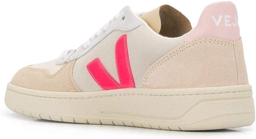 Veja Luxury Fashion Damen VXW032188 Beige Wildleder Sneakers | Frühling Sommer 20