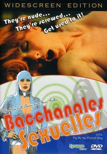 Bacchanales Sexuelles (Widescreen Subtitled) Britt Anders Annie Belle Joelle Coeur Marie-France Morel