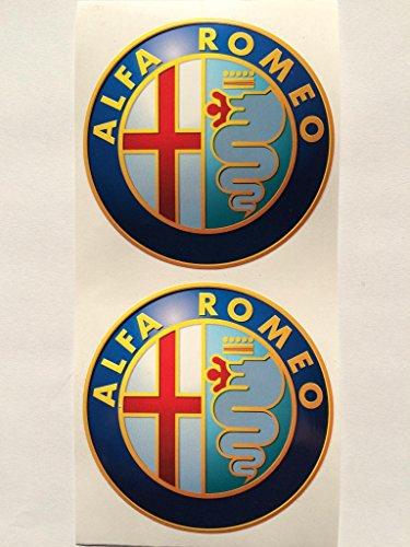 2 Alfa Romeo 3D Emblem 2