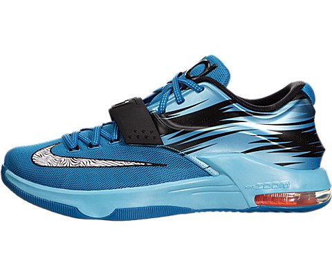 d0ef3c0e07fb Nike KD VII (Kevin Durant) 7 Men s Basketball Sneaker (11.5) – Sports Men  Shoes