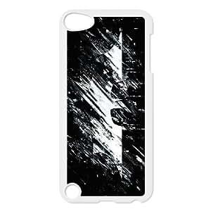 iPod Touch 5 Case White Batman Joker btkf