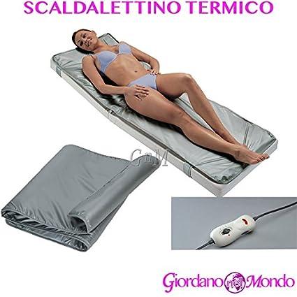 Calentador Camilla masaje eléctrico térmico con centralita Centri estetici y spa