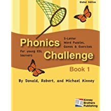 Phonics Challenge, Book 1: Global Edition