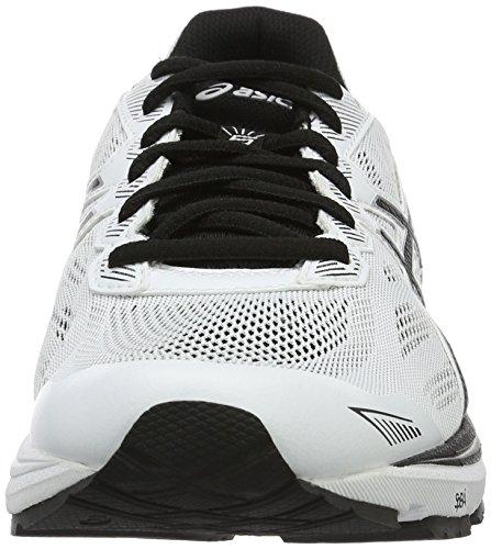 Scarpe Corsa Asics Uomo silver Gt Bianco Da 1000 black 5 white wXqxtSq4gn