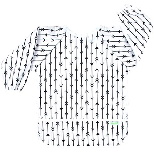 Wegreeco Baby Long Sleeve Bib