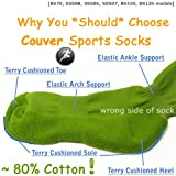 COUVER Knee High Sports Athletic Baseball Softball
