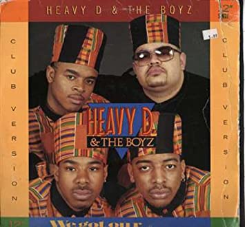 Heavy d and the boyz we got our own thang