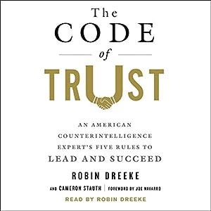 The Code of Trust Audiobook