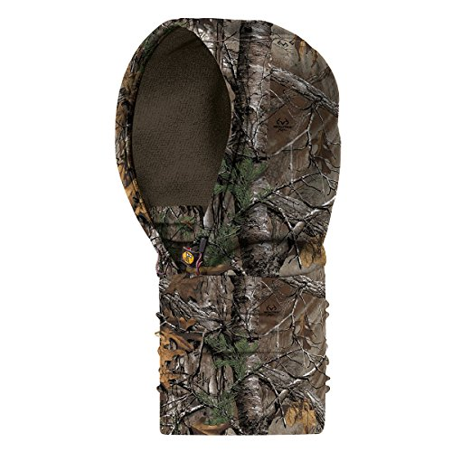 BUFF Windproof Hoodie, Realtree Xtra, One Size