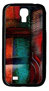 Cool Painting Abstract Grunge Art Polycarbonate Hard Case Cover for Samsung Galaxy S4/I9500