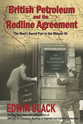 book cover of British Petroleum and the Redline Agreement