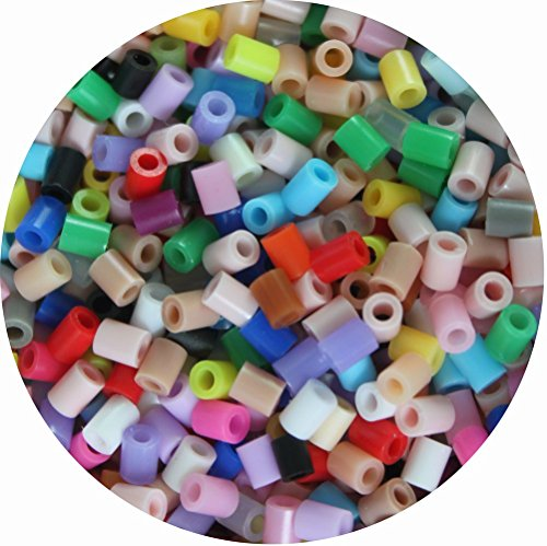 3mm mini fuse beads 55 Bags 1000pcs/bag ARTKAL fuse beads full colors by ARTKAL