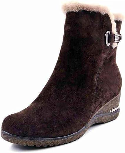 NAFTY pour Daim Chaussures Chaussures Femme d'hiver en 3RjL54SAcq