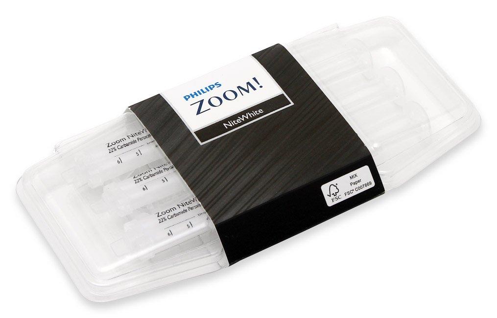 Amazon Philips Zoom Whitening Nite White 16 3 Syringes