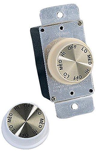 Monte Carlo ESWC-1 Fan Controls Wall Controls