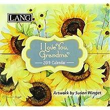I Love You, Grandma 2019 Calendar: 365 Daily Thoughts & Inspirations