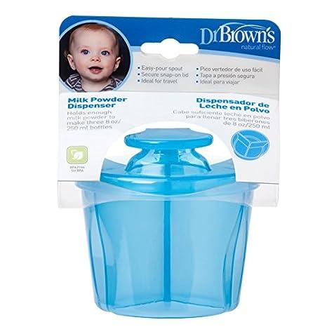 Amazon.com : Dr Browns Blue Milk Powder Dispenser : Grocery & Gourmet Food