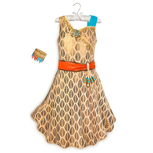 Disney Pocahontas Costume for Kids Size 4 Multi -