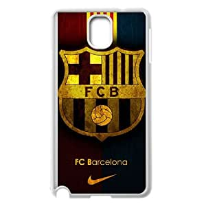 Fcb Samsung Galaxy Note 3 Cell Phone Case White Phone Accessories JV245090