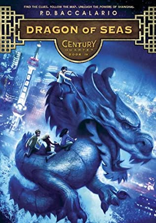 book cover of Dragon of Seas