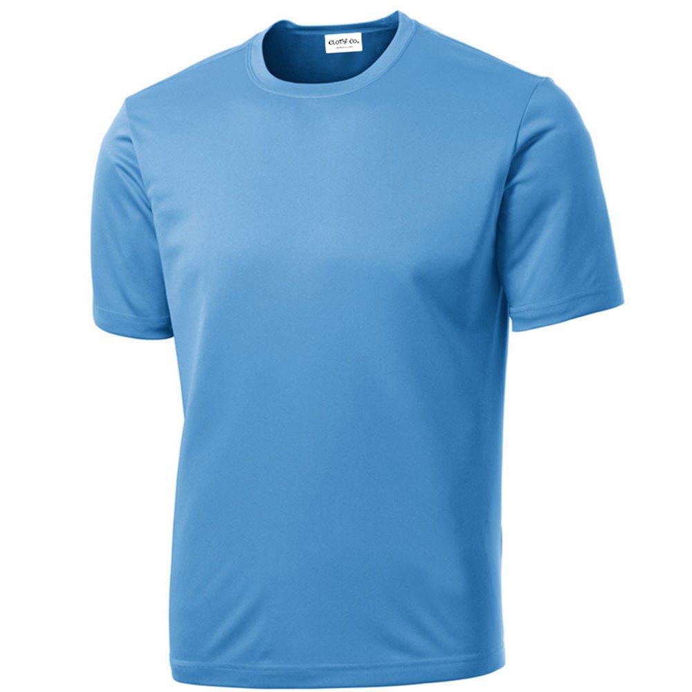 Clothe Co. SHIRT メンズ B01BS5ILYM Medium|Carolina Blue Carolina Blue Medium