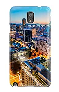 For Galaxy Note 3 Tpu Phone Case Cover(vancouver)