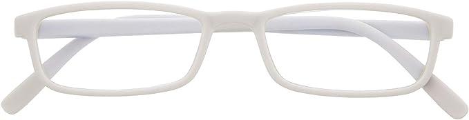 Tocco di Gomma e Cristalli Antiriflesso Occhiali da Vista per Uomo e Donna Didinsky Occhiali Presbite con Visione Ultra Trasparente Speciale per la Lettura ARKEN BOOK 6 Colori e 5 Graduazioni