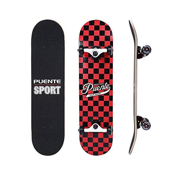 complete skateboard