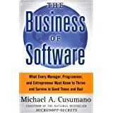 The Business of Software: What Every Manager, Programmer, and Entrepreneur Must Know to Thrive and Survive in Good Times and