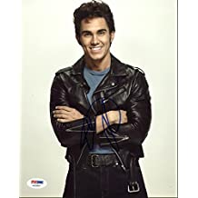 Carlos Pena Autographed Photograph - Grease Live! 8X10 #AA83694 - PSA/DNA Certified - Autographed MLB Photos