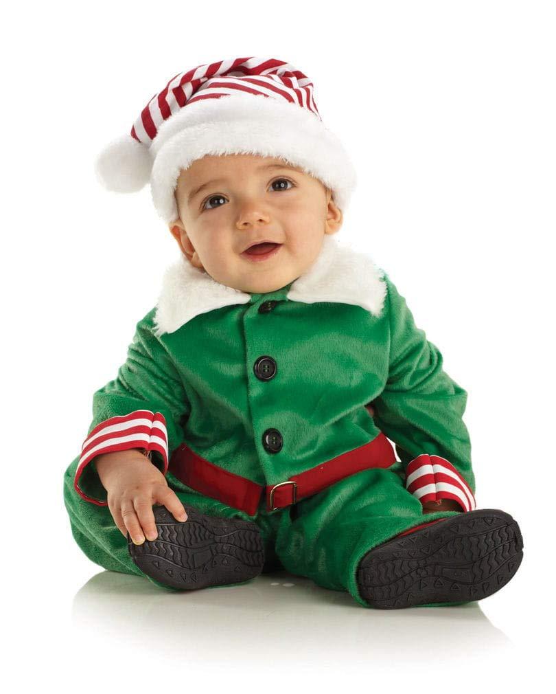 Duende de la Navidad Niño Disfraz XL: Amazon.es: Juguetes y ...