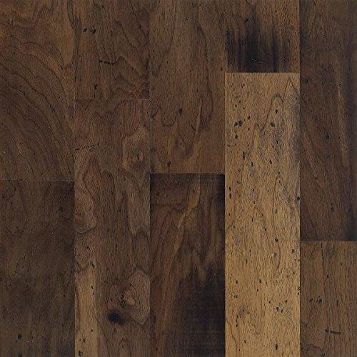 Antique Hardwood Flooring (Armstrong BCW411ANLGZ Blackwater Classics Engineered Hardwood Flooring, 3/8