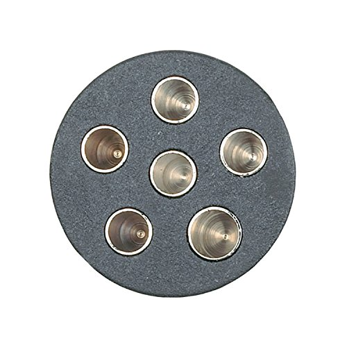 Hopkins 52024 7 Way Pin Type Trailer End Connector