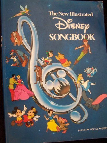 - The New Illustrated Disney Songbook