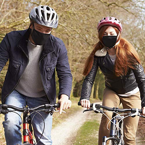 Facial Protection Filtration 95%, Anti-Fog, Dust-Proof With wire Full Face Protection Masks