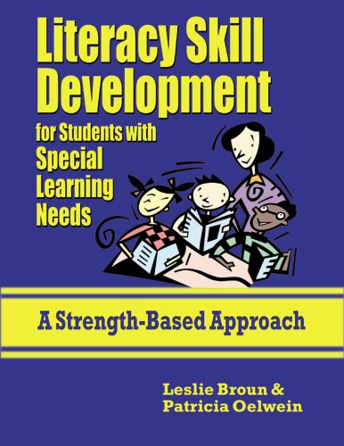 Literacy Skill Development for Students with Special Learning Needs