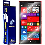 ArmorSuit MilitaryShield - Nokia Lumia 1520 Screen Protector Anti-Bubble Ultra HD - Extreme Clarity & Touch Responsive Shield with Lifetime Free Replacements - Retail Packaging
