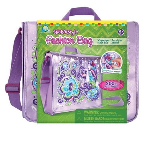 Stick 'n Style Fashion Bag by by by The Orb Factory aa6c82
