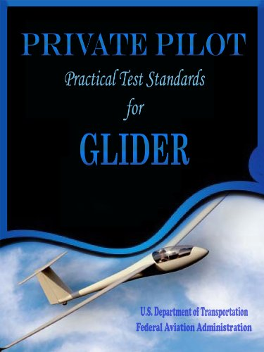 Private Pilot Practical Test Standards for Glider