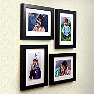 Royal Classic Set of 4 Individual Photo Frames (4-6×8 Inch)