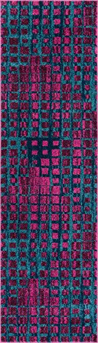 Well Woven Modern Geometric 2x7 (2'3