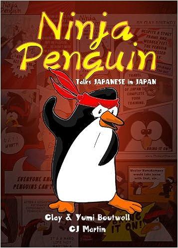 Ninja Penguin Talks Japanese in Japan - Kindle edition by ...