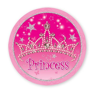 PRINCESS 7''' PLATE 8CT #34342, CASE OF 144 by DollarItemDirect