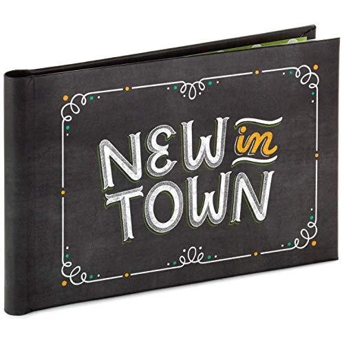 [해외]Hallmark New in Town Baby Brag Book Photo Album Photo Albums Milestones / Hallmark New in Town Baby Brag Book Photo Album Photo Albums Milestones