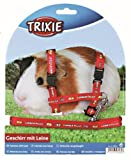 Trixie Guinea Pig Harness And Lead Set With Motif