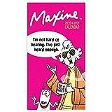 2020-2021 Maxine 2-Year Small Pocket Planner Calendar