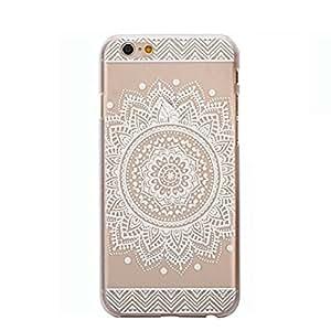Culater® Para Slim Fit iPhone 6 Cascara Millones Gastados Cubierta De La Caja éTnica Tribal Duro De Nuevo