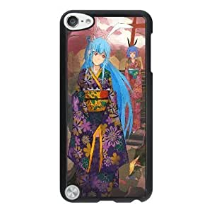 HD exquisite image for iPod 5 Case Black girls in kimonos MAI0673139