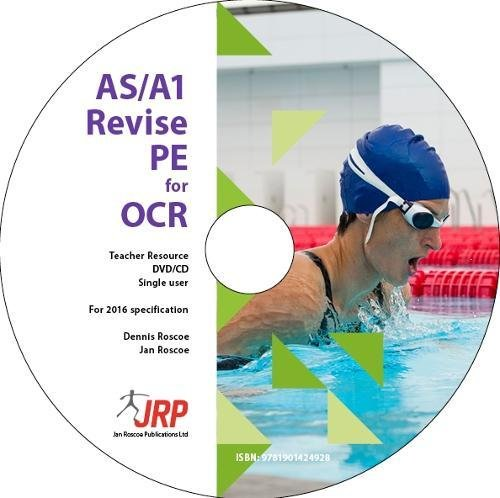 AS/A1 Revise PE for OCR Teacher Resource Single User by Jan Roscoe Publications Ltd