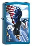 Zippo Lighter Mazzi Eagle America